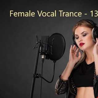 Female Vocal Trance   Lockdown