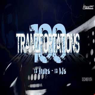 EP162 - Uplifting Trance Firestorm #140 (Tranzportations 100 Guestmix)