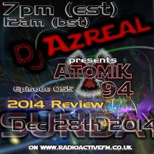 Atomik94 Eoy   2014 Pt.2   Dj Azreal