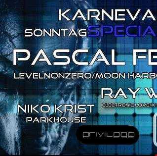 Ray Woda @ Privilege    Cologne   02 03 2014