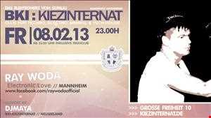 Ray Woda @ BKI Kiezinternat (Hamburg) v. 08.02.2013