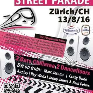 Techno for StreetParade