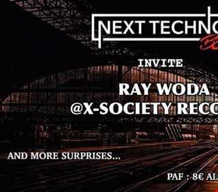 Ray Woda Live @ Next Techno v. 06.03.2020   Straßbourg France