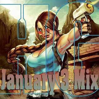 January 3 Mix 2018