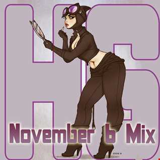 November 6 Mix 2014