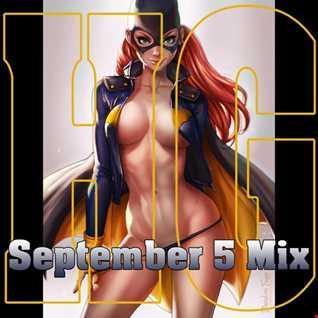 September 5 Mix 2016