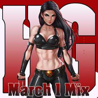 March 1 Mix 2017