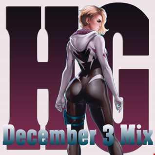 December 3 Mix 2018