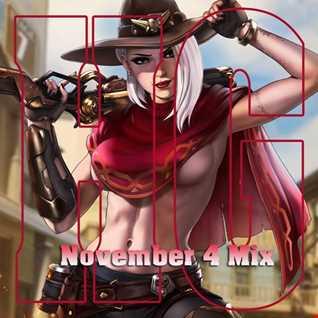 November 4 Mix 2018