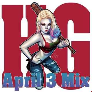 April 3 Mix 2017