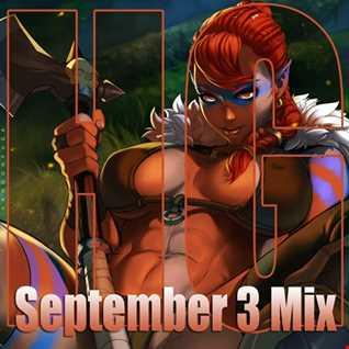 September 3 Mix 2019