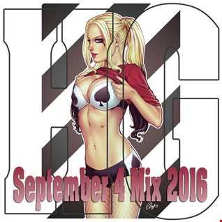 September 4 Mix 2016