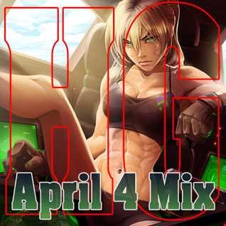 April 4 Mix 2016
