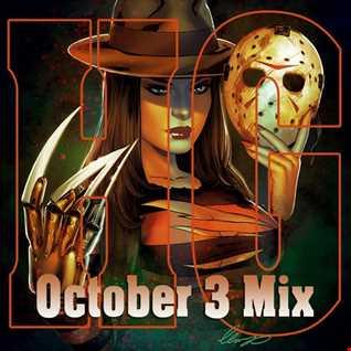 October 3 Mix 2017