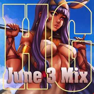 June 3 Mix 2017