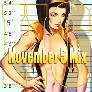 November 5 Mix 2017