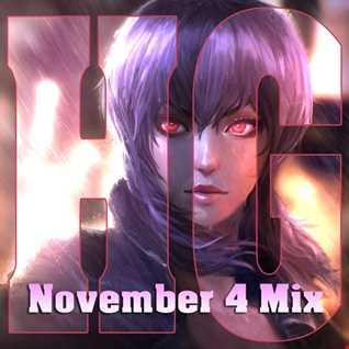 November 4 Mix 2016