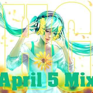April 5 Mix 2016