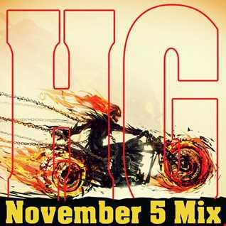 November 5 Mix 2015