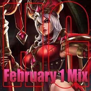 February 1 Mix 2019