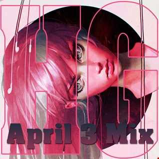 April 3 Mix 2015
