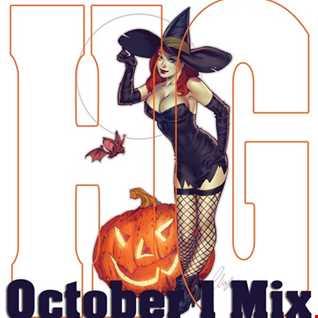 October 1 Mix 2016