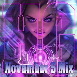November 5 Mix 2016