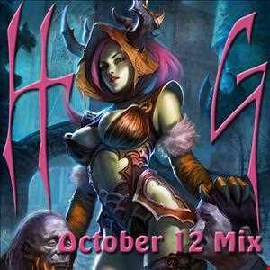 October 12 Mix 2013