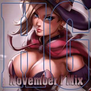 November 1 Mix 2016