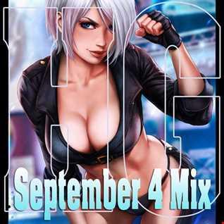 September 4 Mix 2018