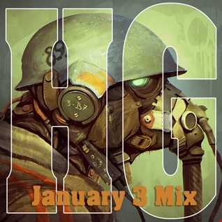 January 3 Mix 2016
