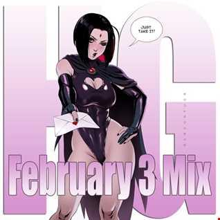 February 3 Mix 2019