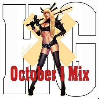 October 1 Mix 2018