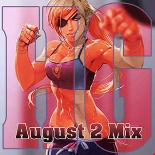 August 2 Mix 2016