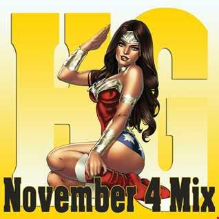 November 4 Mix 2017