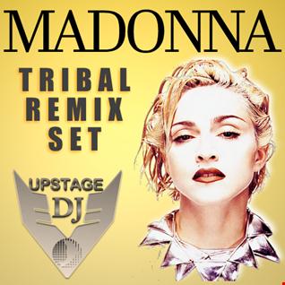 Dj Upstage   Madonna Tribal Remix