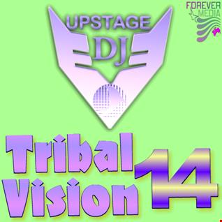 Dj Upstage   Tribal Vision 14