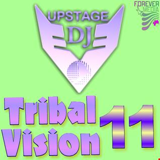 Dj Upstage   Tribal Vision 11