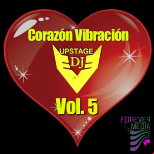 Dj Upstage   Corazón Vibración Vol.5