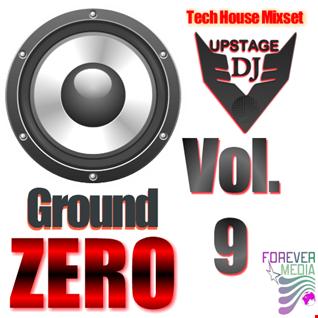 Dj Upstage   Ground Zero Vol.9