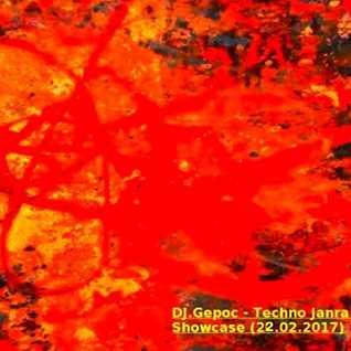 DJ.Gepoc   Techno Janra Showcase (20.02.2017)