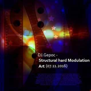DJ.Gepoc   Structural hard Modulation Art (07.11.2016)