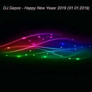 DJ.Gepoc   Happy New Year 2019 (01.01.2019)