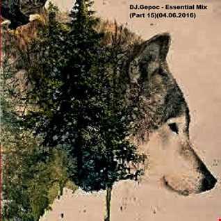 DJ.Gepoc   Essential Mix (Part 15)(04.06.2016)