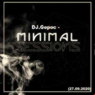 DJ.Gepoc   Minimal Sessions (27.09.2020)