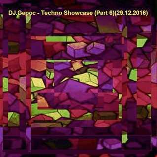 DJ.Gepoc   Techno Showcase (Part 6)(29.12.2016)