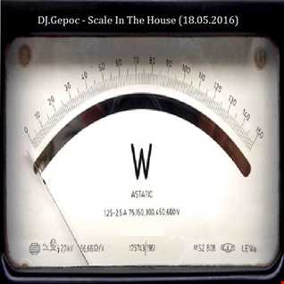 DJ.Gepoc   Scale In The House (18.05.2016)