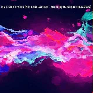 My B Side Tracks (Net Label Artist)   mixed by DJ.Gepoc (18.10.2020)
