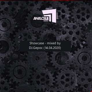 Analogue Audio Showcase   mixed by DJ.Gepoc (14.04.2020)