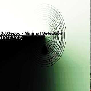 DJ.Gepoc   Minimal Selection (10.10.2018)